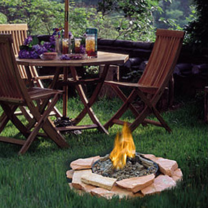 Outdoor Gas Firepits Amp Custom Firepits St Louis