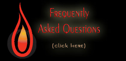 Frequently Asked Questions About Fireplaces, BBQ pits, Pilots,Vented and Vent Free Fireplace and Heating Equipment .. Click Here