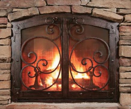 Fireplace Doors Screens and Tool Sets St Louis