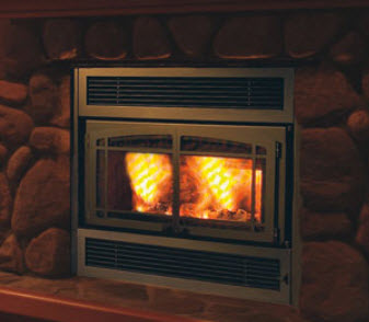 Wood Fireplaces Wood Burning High Efficiency Fireplaces