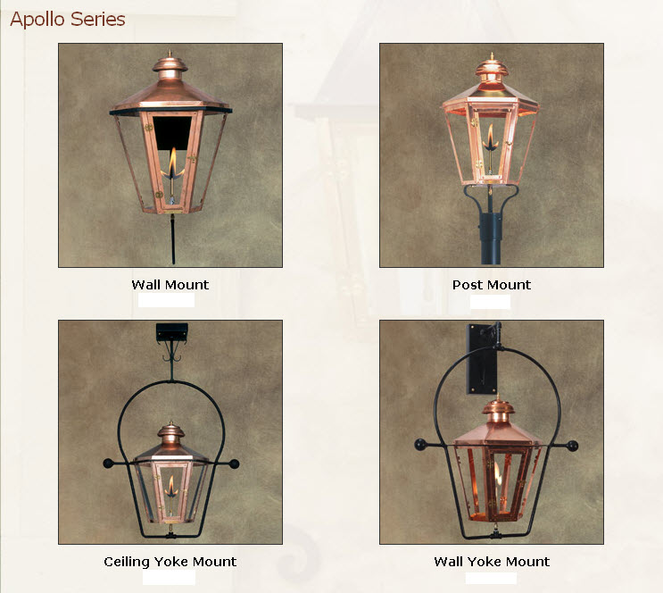 Outdoor Gas Lights Amp Torches Products St Louis
