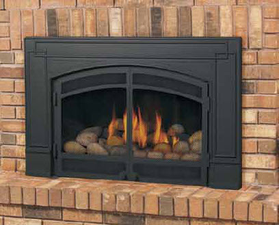 Vented Gas Fireplace Inserts: St. Louis, MO