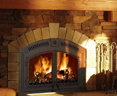 Fireplace Doors With Blowers Home Design