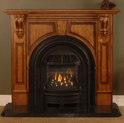 Vented Coal Basket Style Fireplaces And Inserts St Louis Mo